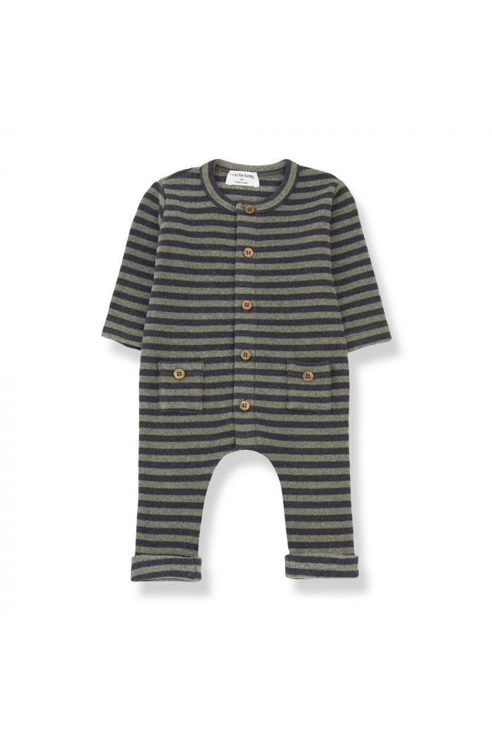 1+ in the family ROMAN jumpsuit Olive_1