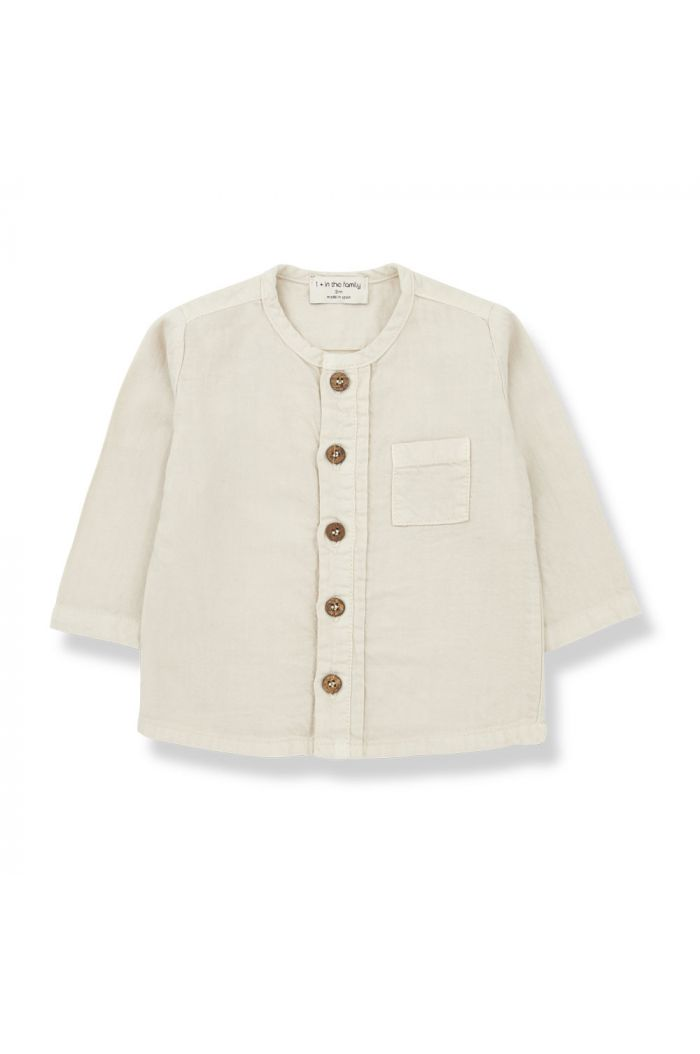 1+ in the family CUSTO shirt Alabaster_1