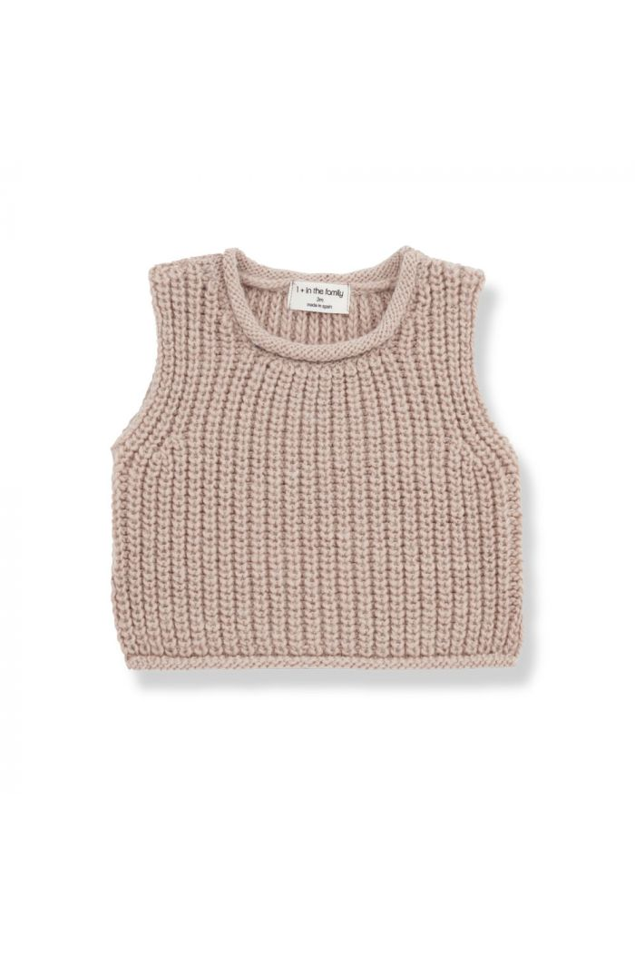 1+ in the family GABRIEL-bb vest Rose_1