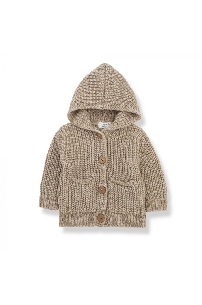 1+ in the family UBALD-bb jacket Beige_1
