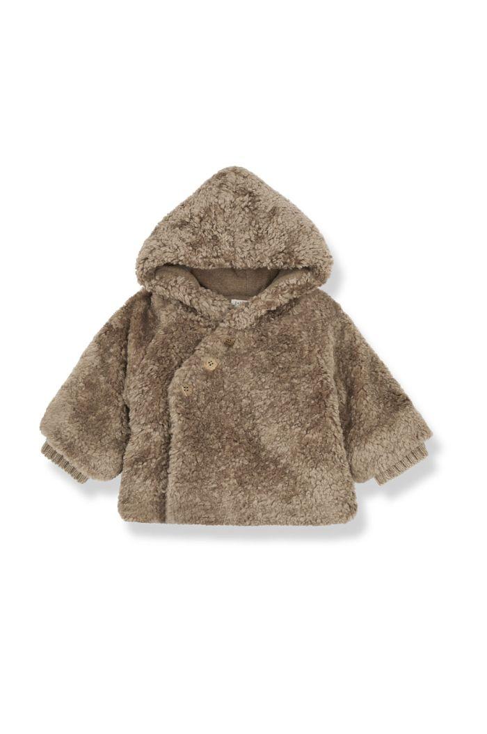 1+ in the family FLORA coat Beige_1