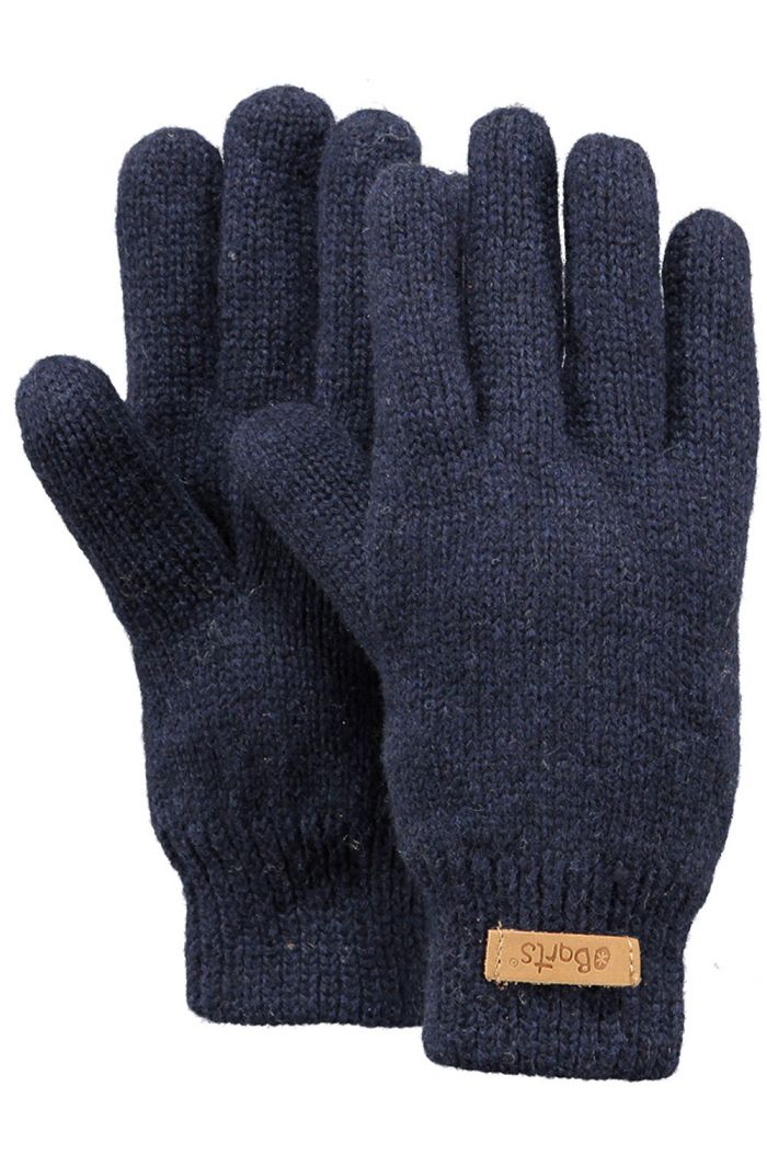 Barts Haakon Gloves Boys Navy