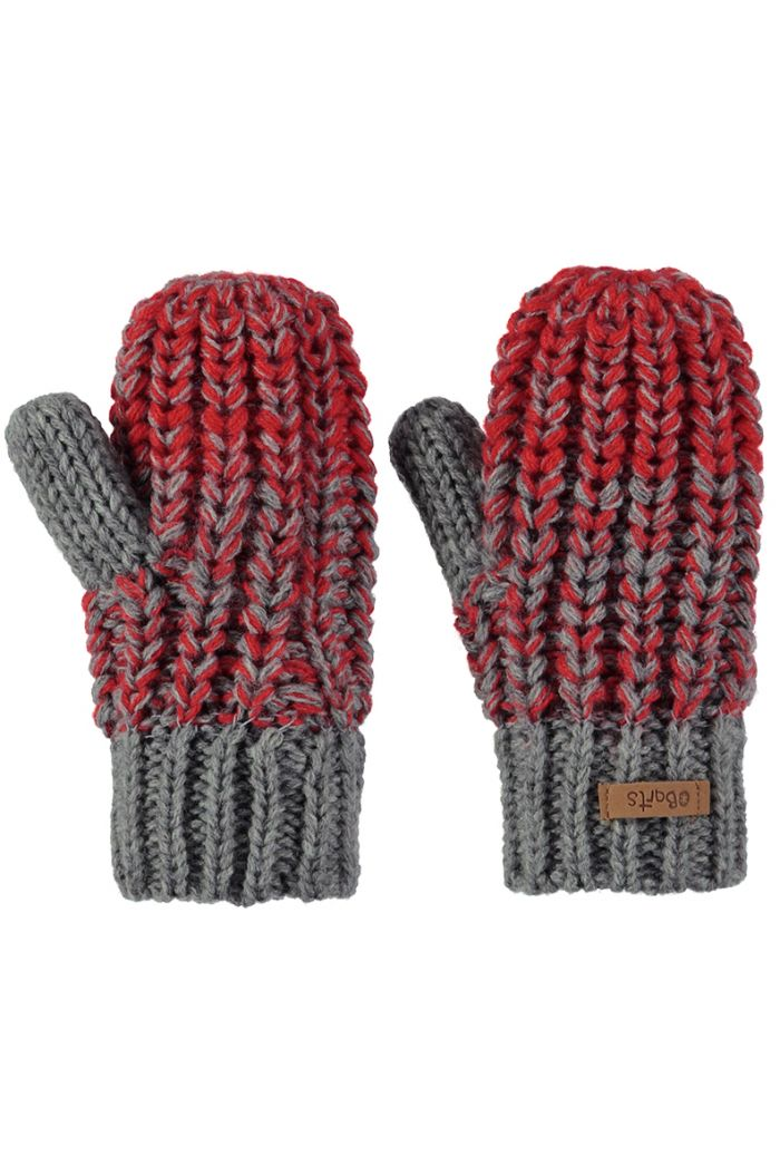 Barts Stids Mitts Red