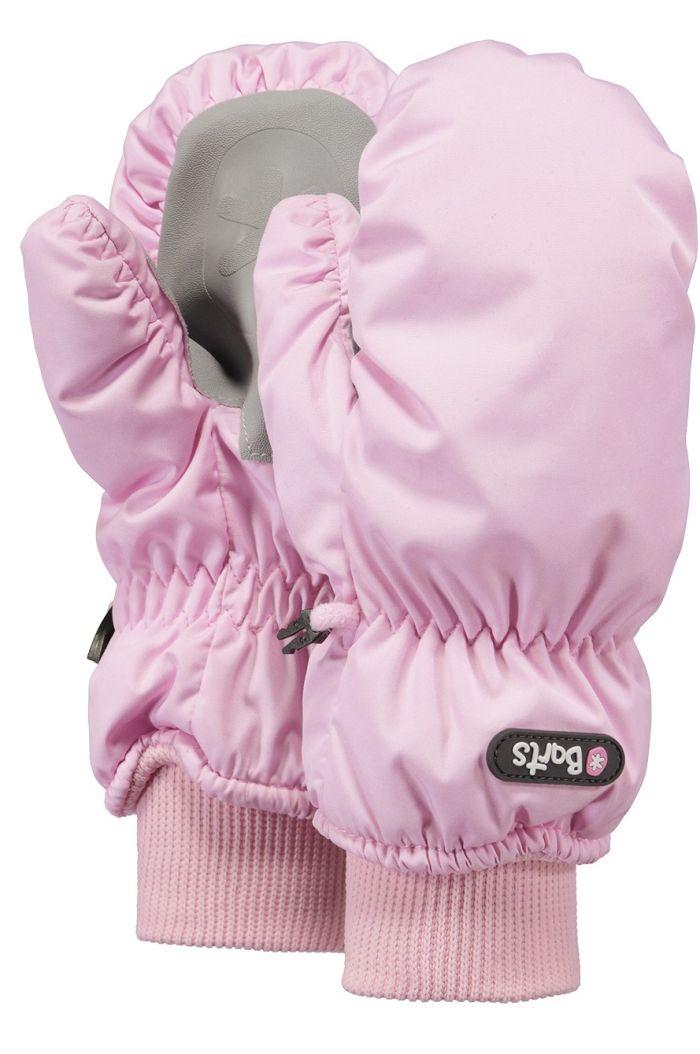 Barts Nylon Mitts Kids Pink