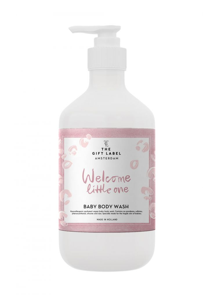 The Gift Label Baby Body Wash - Welcome Little One _1