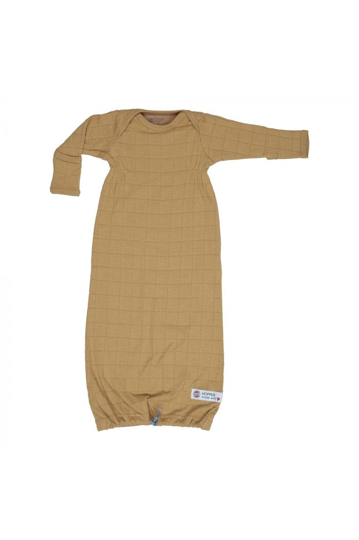 Lodger Hopper newborn solid Sleeping bag Honey
