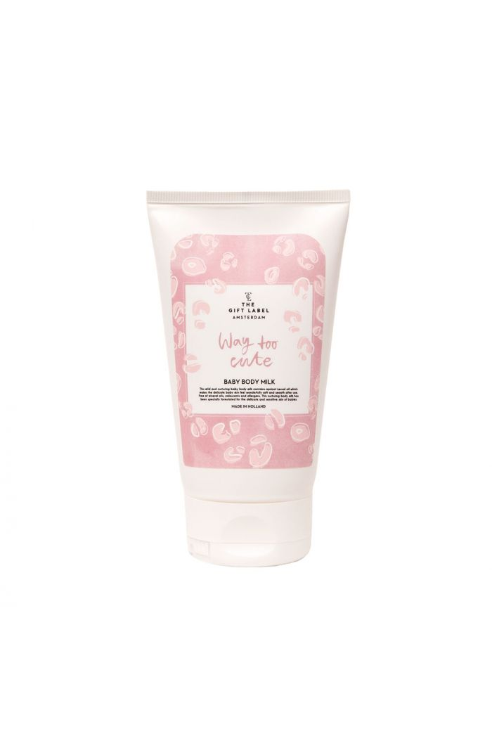 The Gift Label Baby Body Milk - Way Too Cute _1