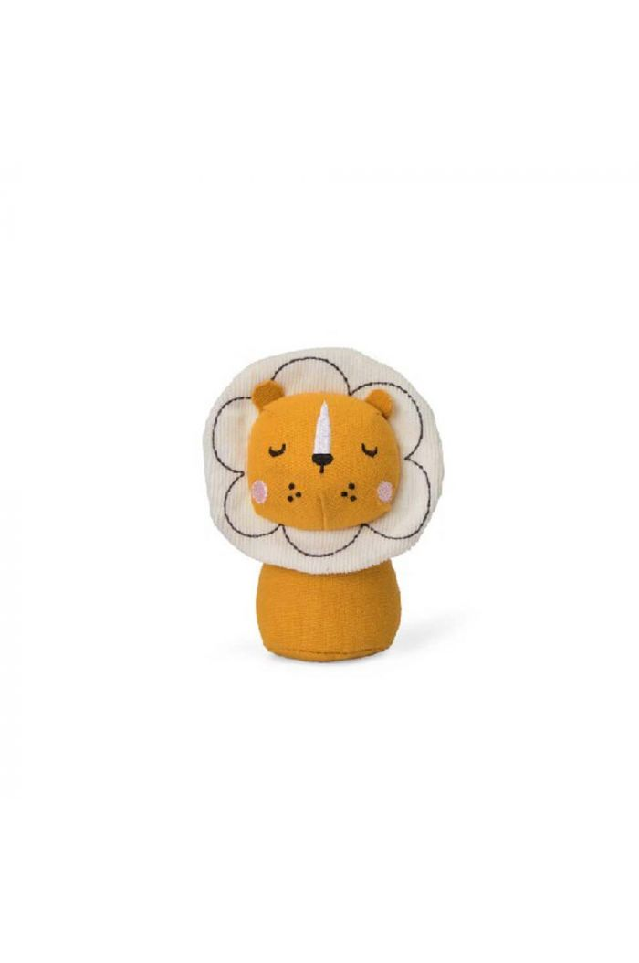 Picca Loulou Mini Rattle Lion_1