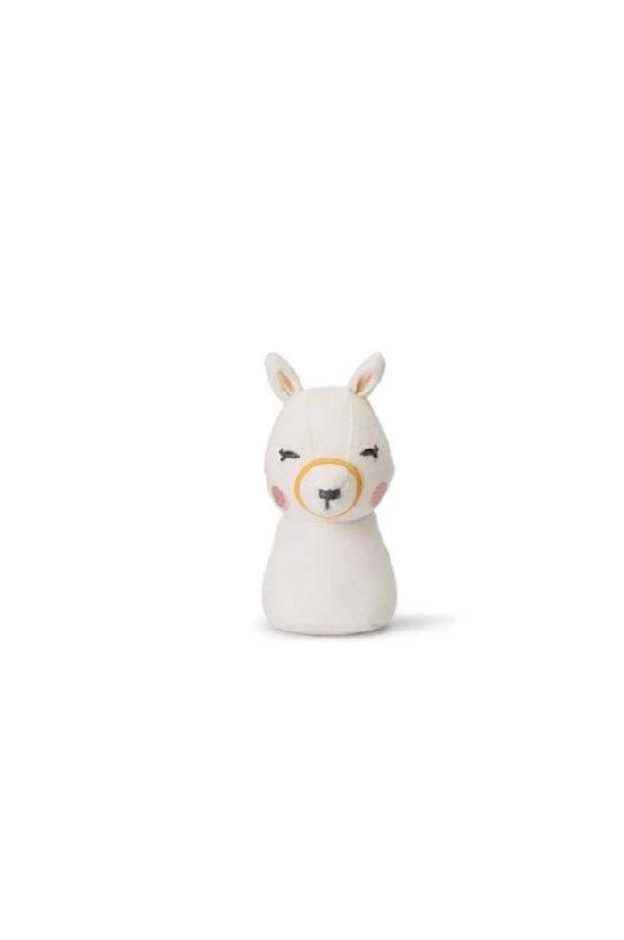 Picca Loulou Mini Rattle Llama_1