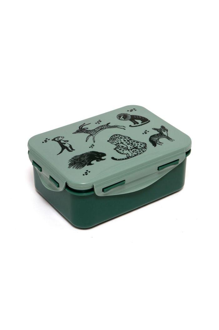 Petit Monkey Lunchbox Sea Animals Salie _1
