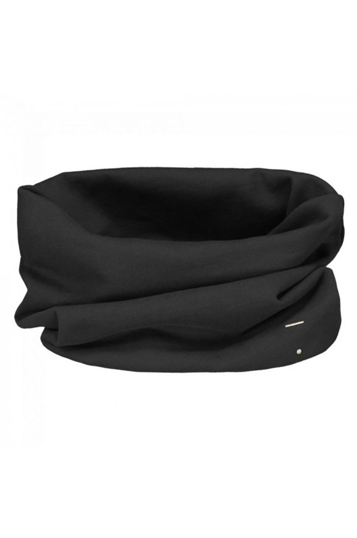 Gray Label Endless Scarf Nearly Black_1