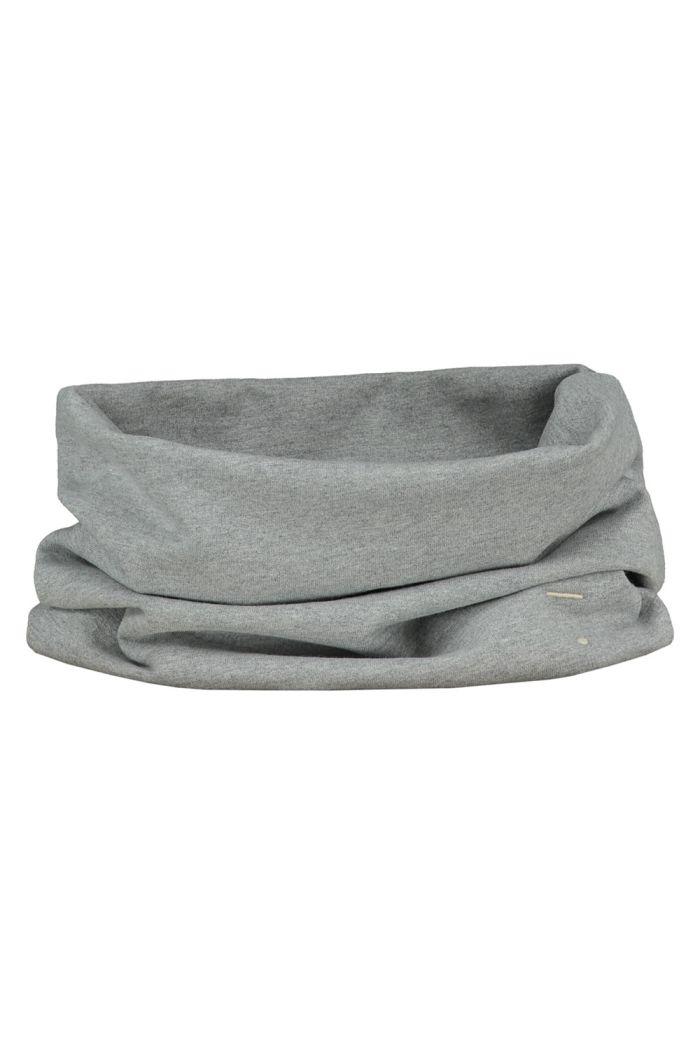 Gray Label Endless Scarf Grey Melange_1