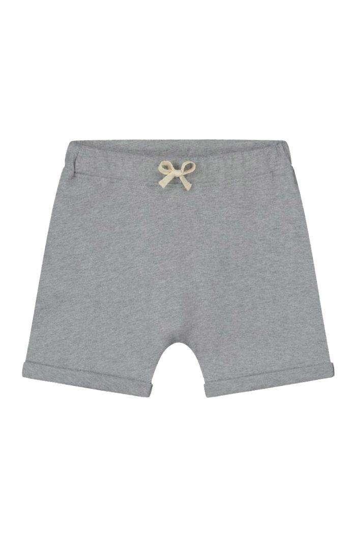Gray Label Shorts Grey Melange_1
