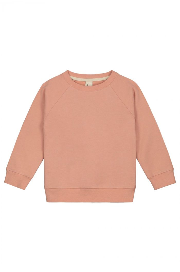 Gray Label Crewneck Sweater Rustic Clay_1