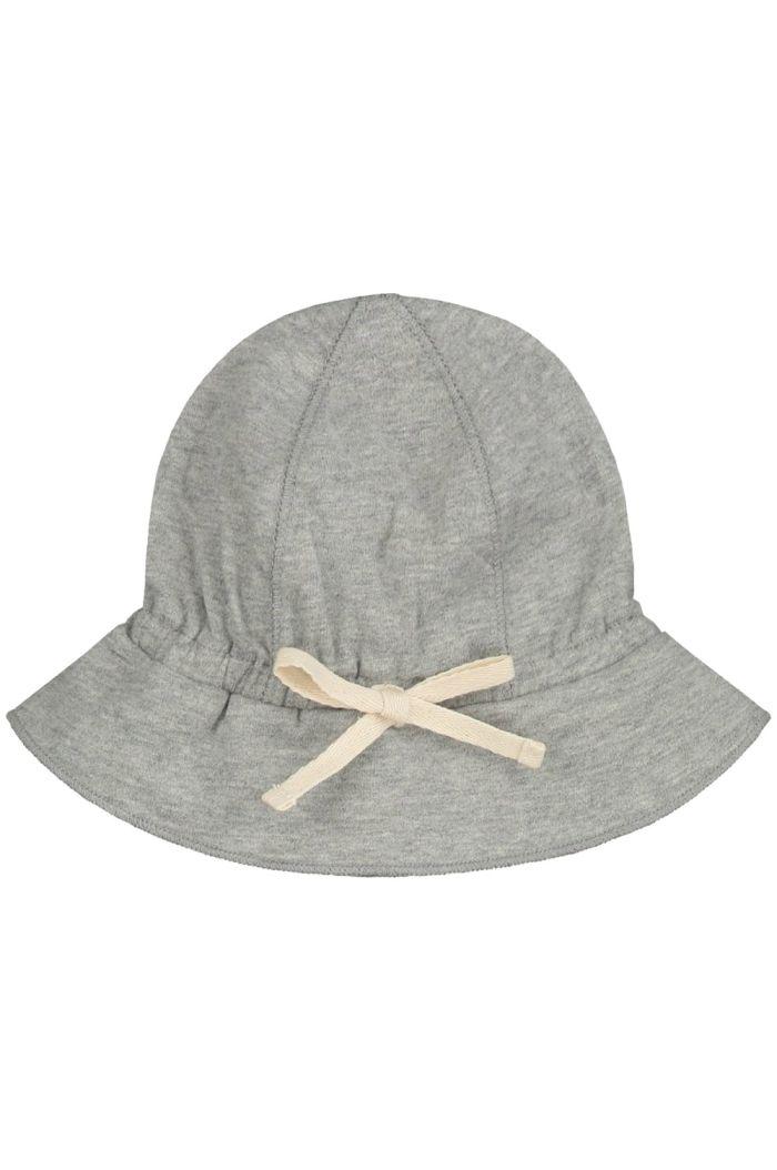 Gray Label Baby Sun Hat Grey Melange_1