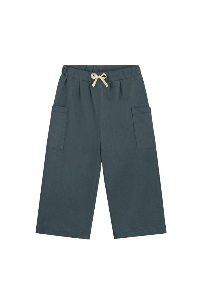 Gray Label Wide Leg Trousers Blue Grey_1