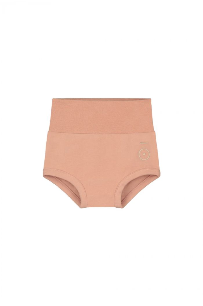 Gray Label Baby Shorts  Rustic Clay_1