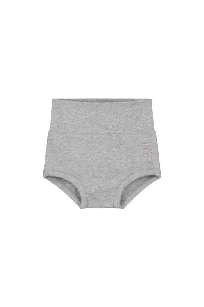 Gray Label Baby Shorts  Grey Melange_1