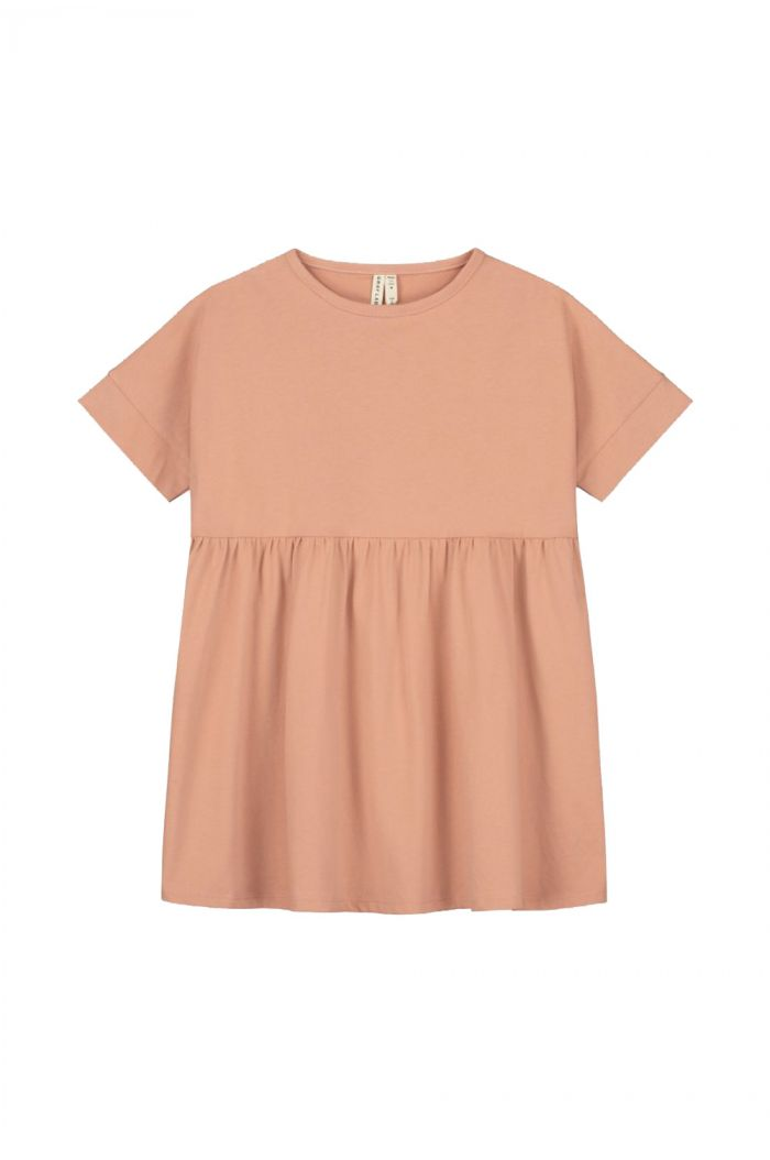 Gray Label Loose Fit Dress Rustic Clay