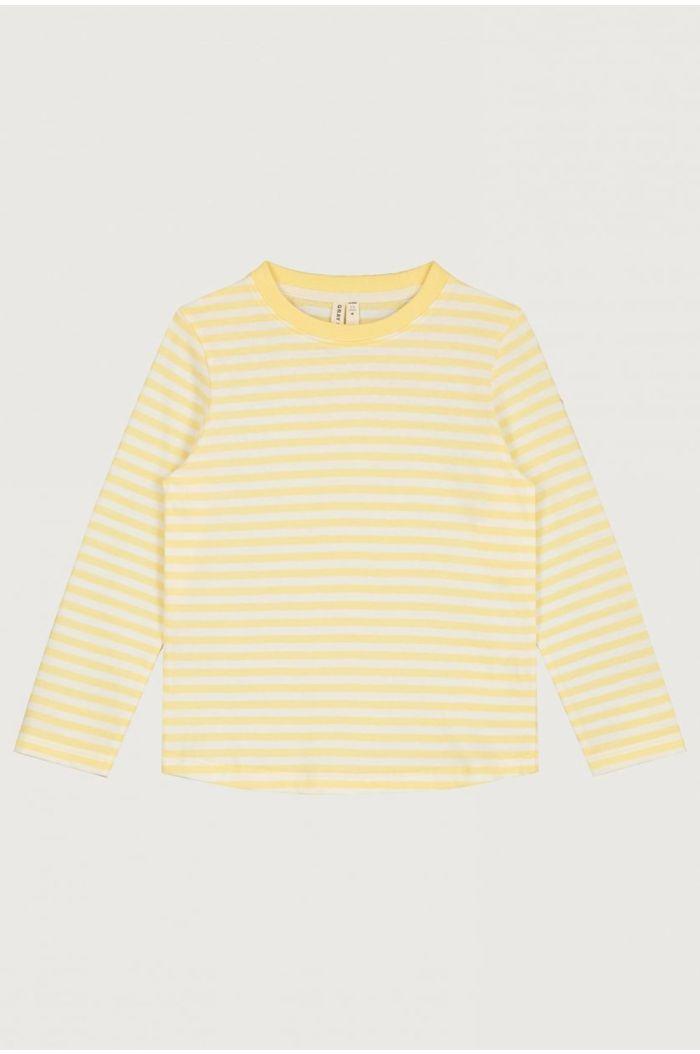 Gray Label Longsleeve Tee Mellow Yellow