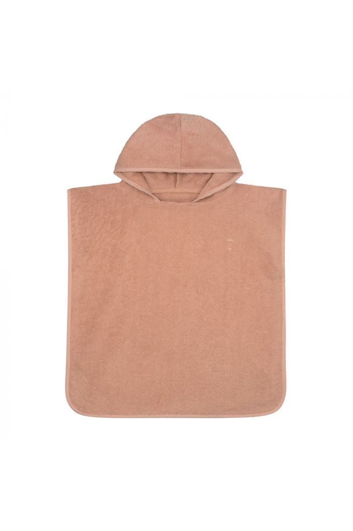 Gray Label Hooded Towel Rustic Clay_1