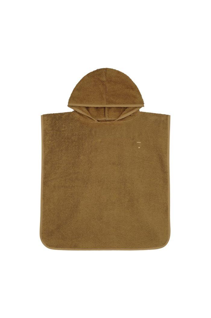 Gray Label Hooded Towel Peanut_1