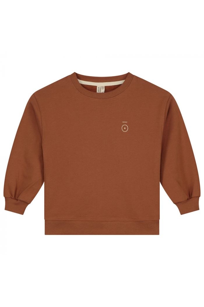 Gray Label Dropped Shoulder Sweater Autumn_1