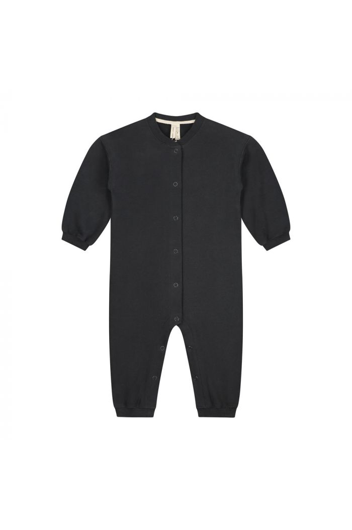 Gray Label Baby Baseball Suit Nearly Black_1