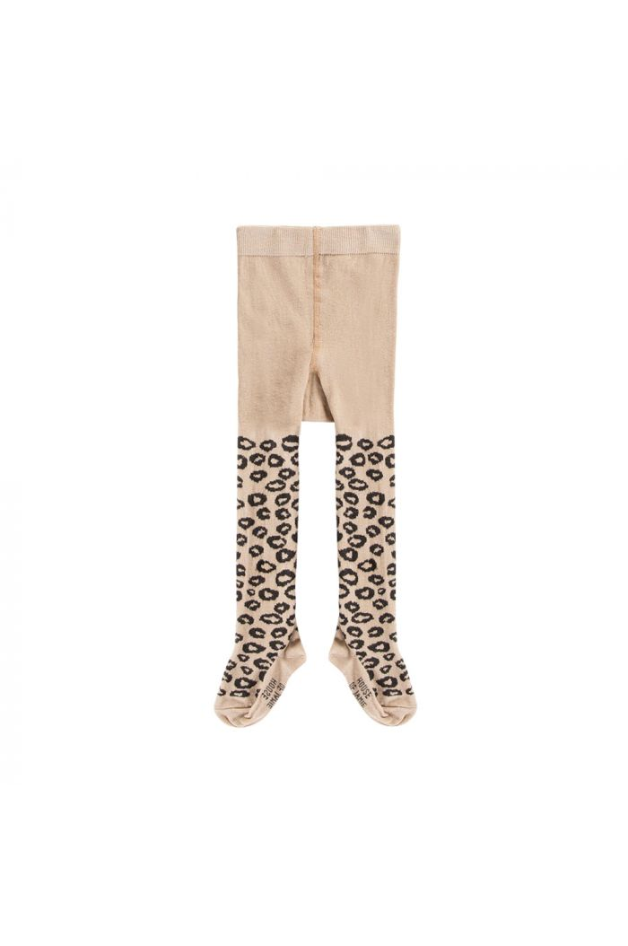 House Of Jamie Tights Caramel Leopard_1