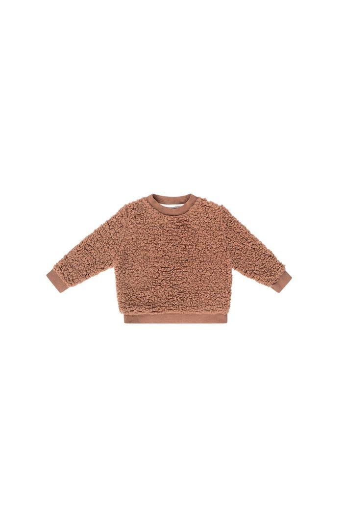 House Of Jamie Teddie Crewneck Sweater Hazel_1