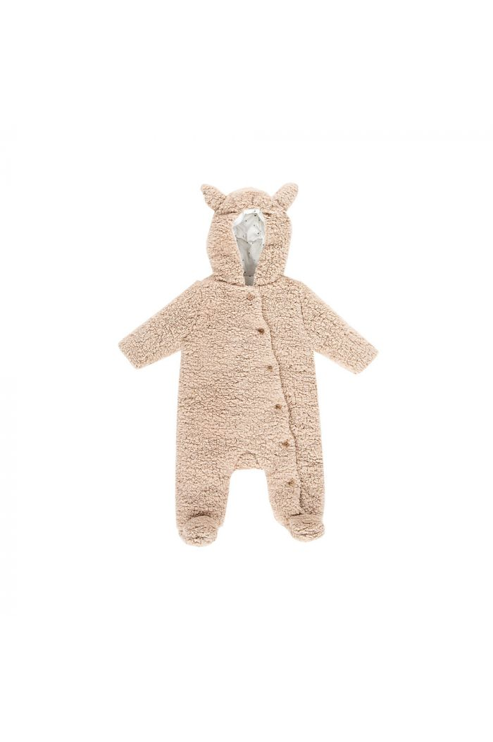 House Of Jamie Teddie Wintersuit Fox Oatmeal_1