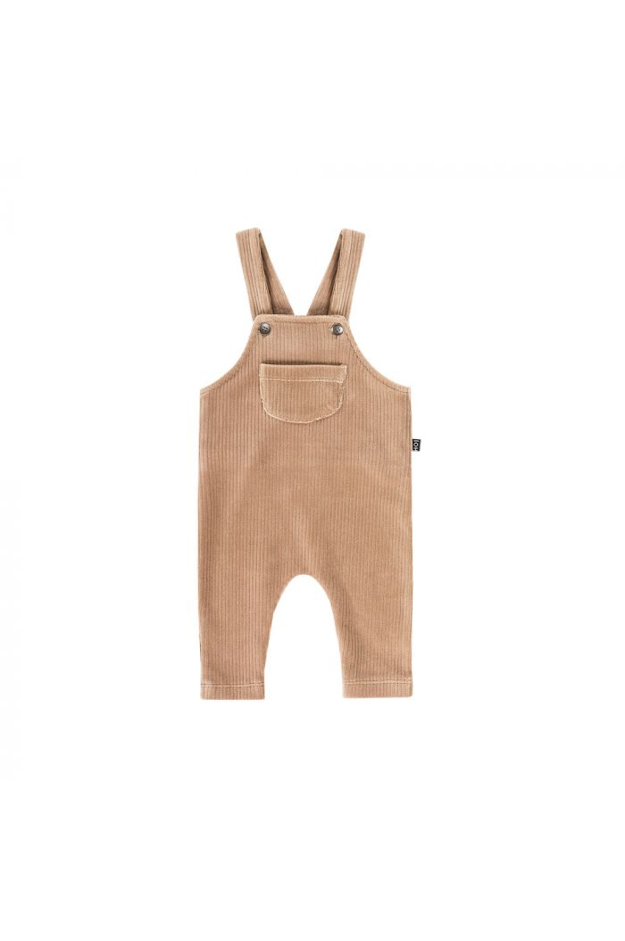 House Of Jamie Dungaree Biscuit rib velvet_1
