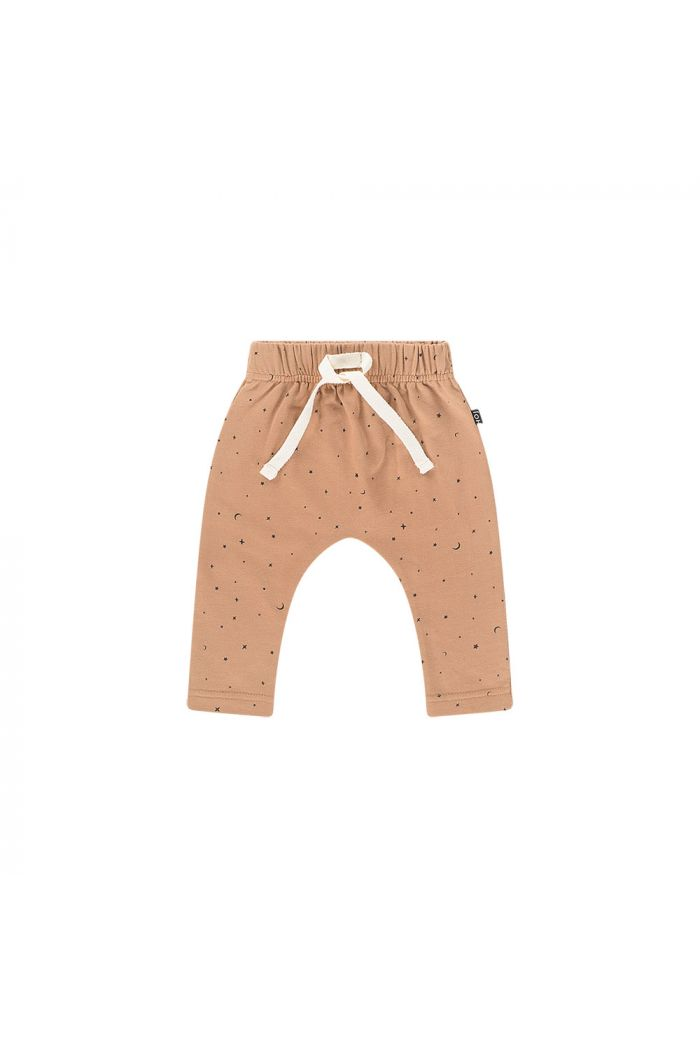 House Of Jamie Baby Pants Little stars mocca_1