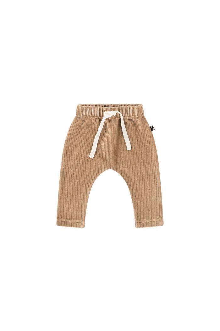 House Of Jamie Baby Pants Biscuit rib velvet_1
