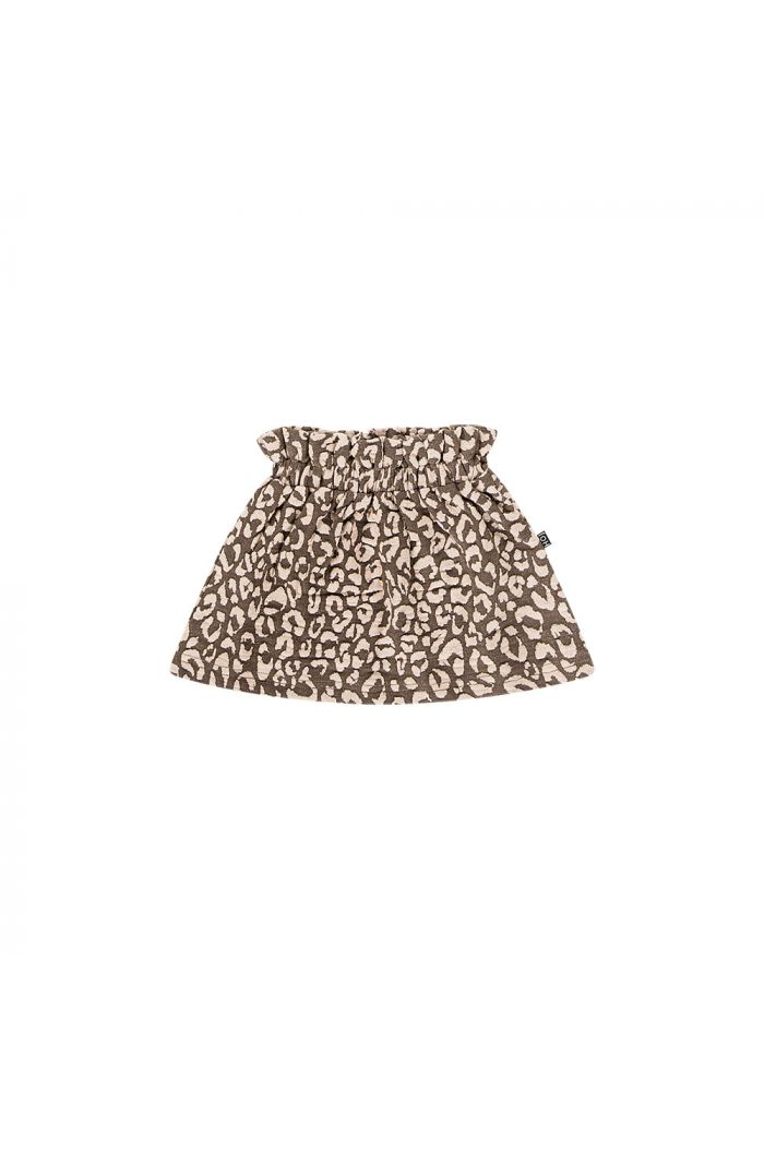 House Of Jamie Paperbag Skirt Rosewood leopard_1