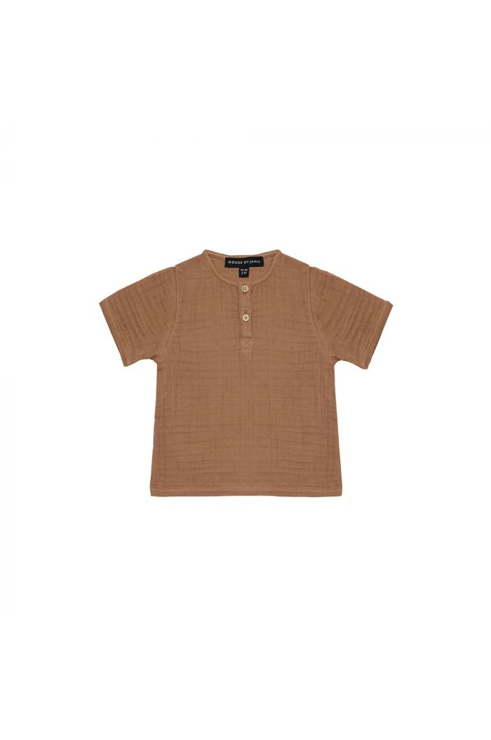 House Of Jamie Henley Shirt Burnt Ginger _1