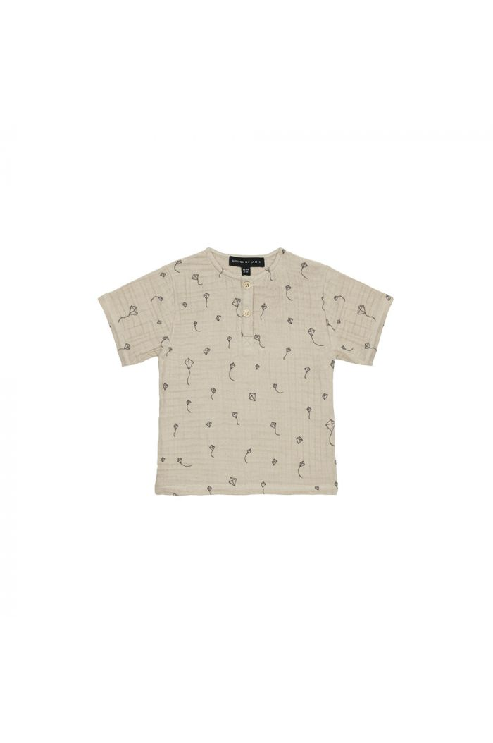 House Of Jamie Henley Shirt Oatmeal Kites_1