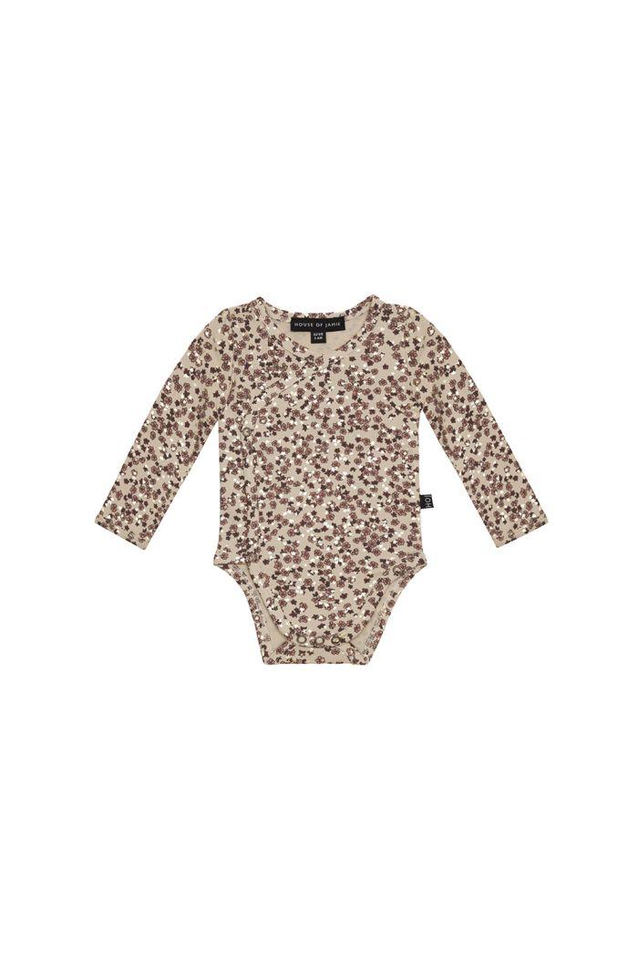 House Of Jamie Wrap Button Bodysuit Golden Rose Dawn Blossom_1
