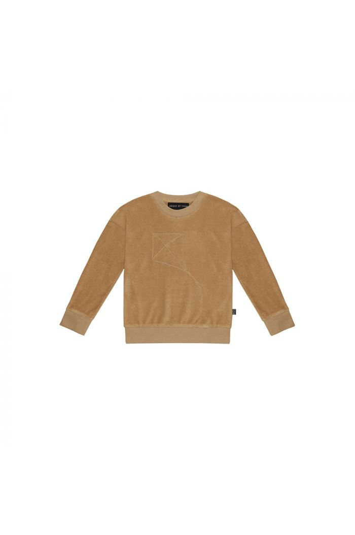 House Of Jamie Crewneck Sweater Apple Cider _1