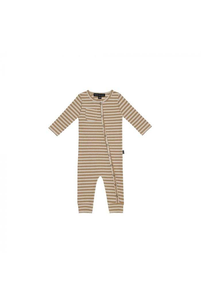 House Of Jamie Rib Button Jumpsuit Apple Cider Stripes_1