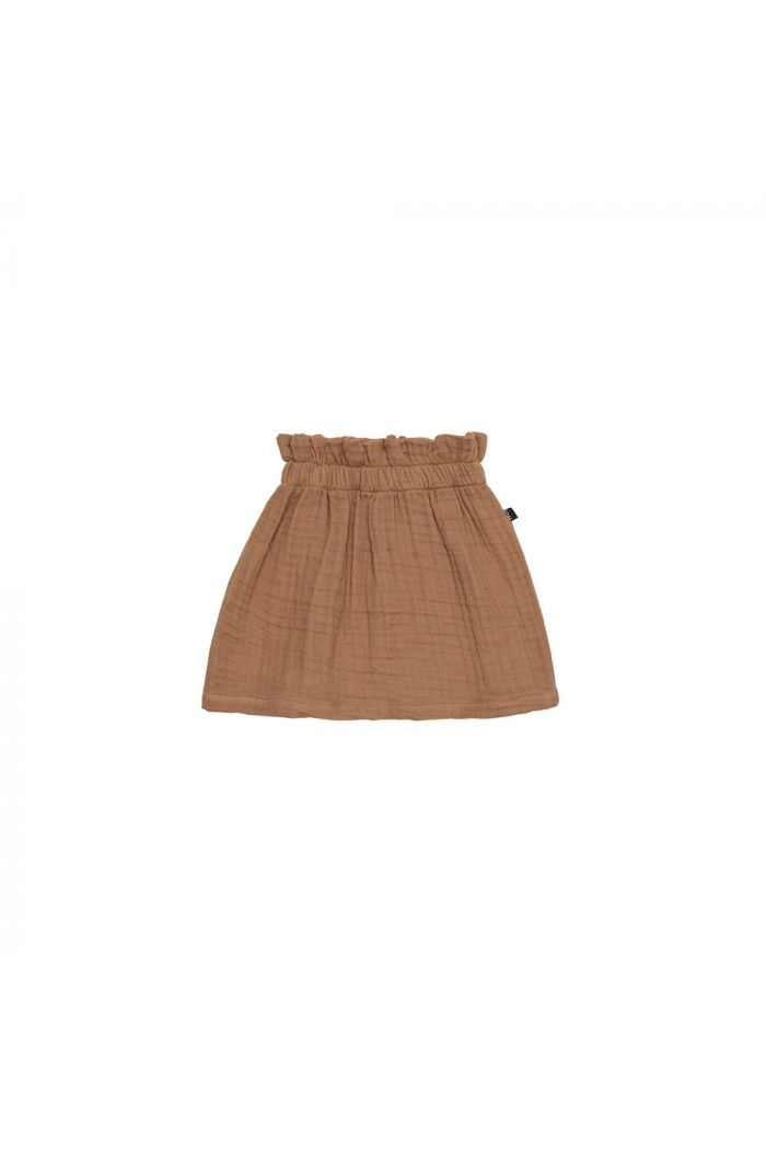 House Of Jamie Summer Paperbag Skirt Burnt Ginger _1
