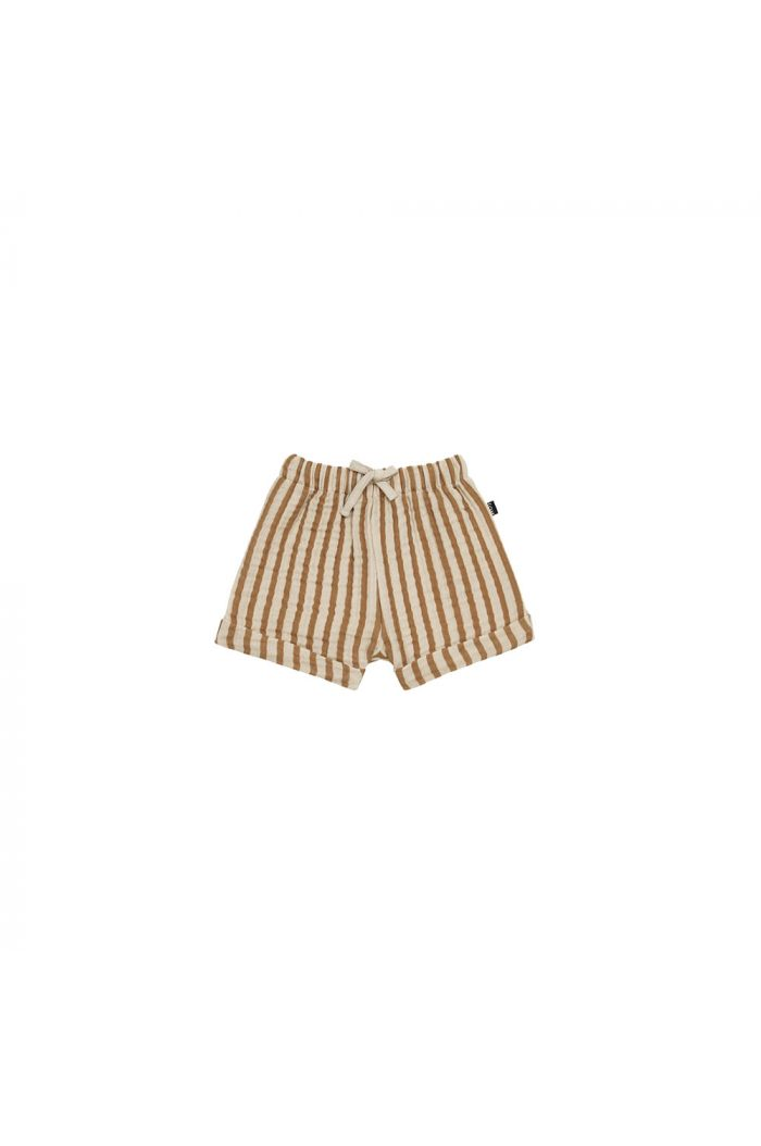 House Of Jamie Bermuda Vertical Apple Cider Stripes _1