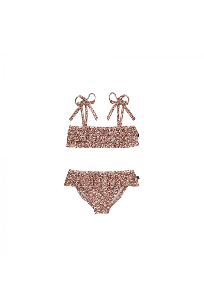 House Of Jamie Fringe Bikini Rose Dawn Leopard _1