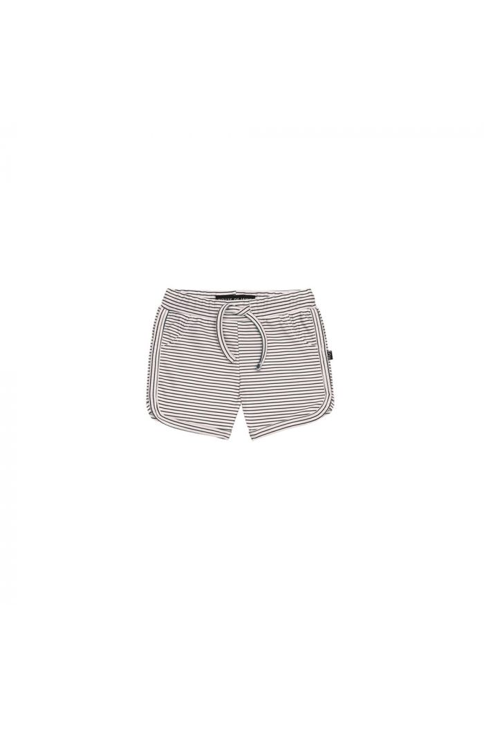 House Of Jamie Swim Gym Shorts Little Stripes_1