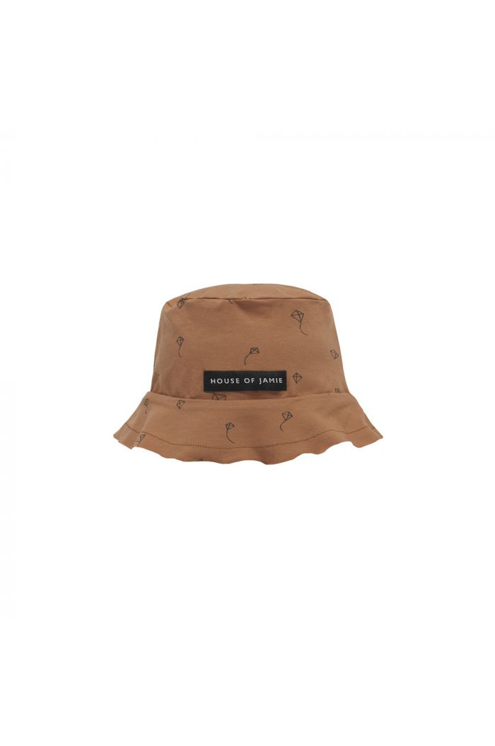 House Of Jamie Summer Hat Burnt Ginger Kites _1
