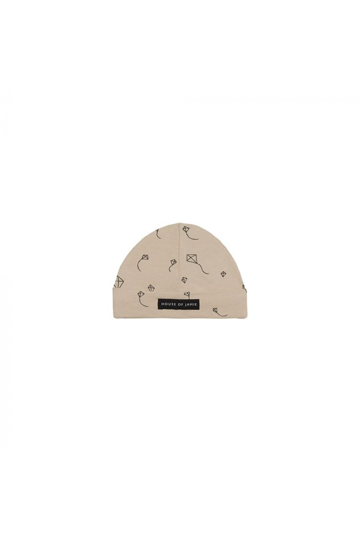 House Of Jamie Classic Hat Oatmeal Kites_1