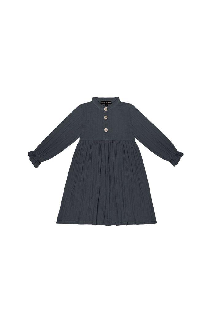 House Of Jamie High Waist Dress Vintage Blue _1