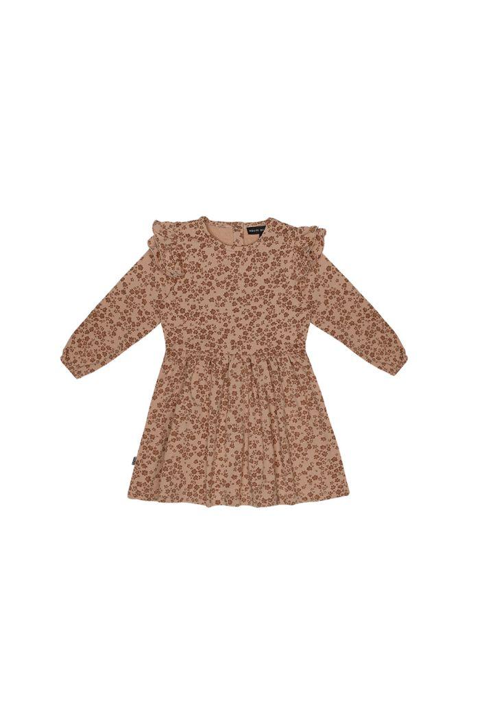 House Of Jamie Girls Dress Terra Blush Blossom_1