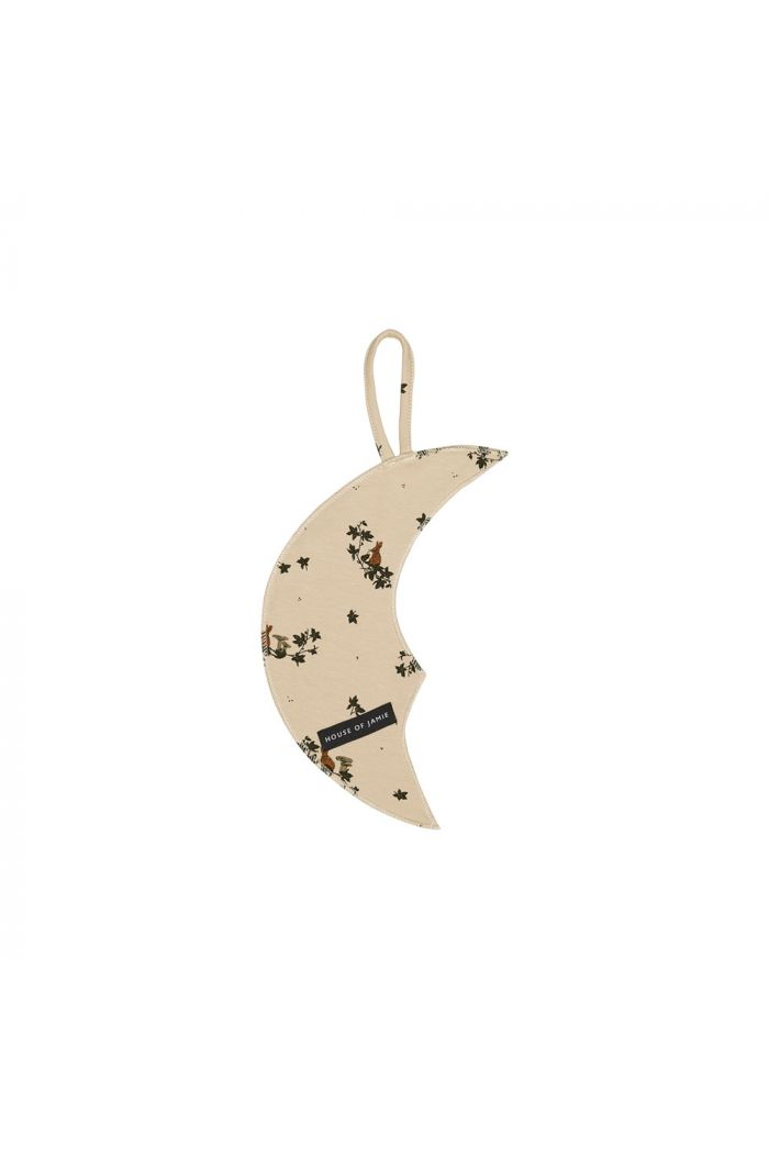 House Of Jamie Pacifier Cord Moon Oatmeal Forest_1