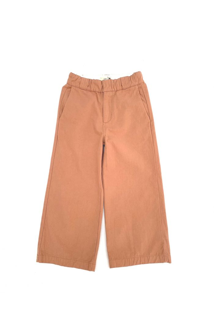 Longlivethequeen Canvas Pants red dust canvas_1